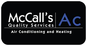McCall's Air Conditioning & Heating Logo